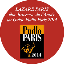 Guide Pudlo Paris 2014
