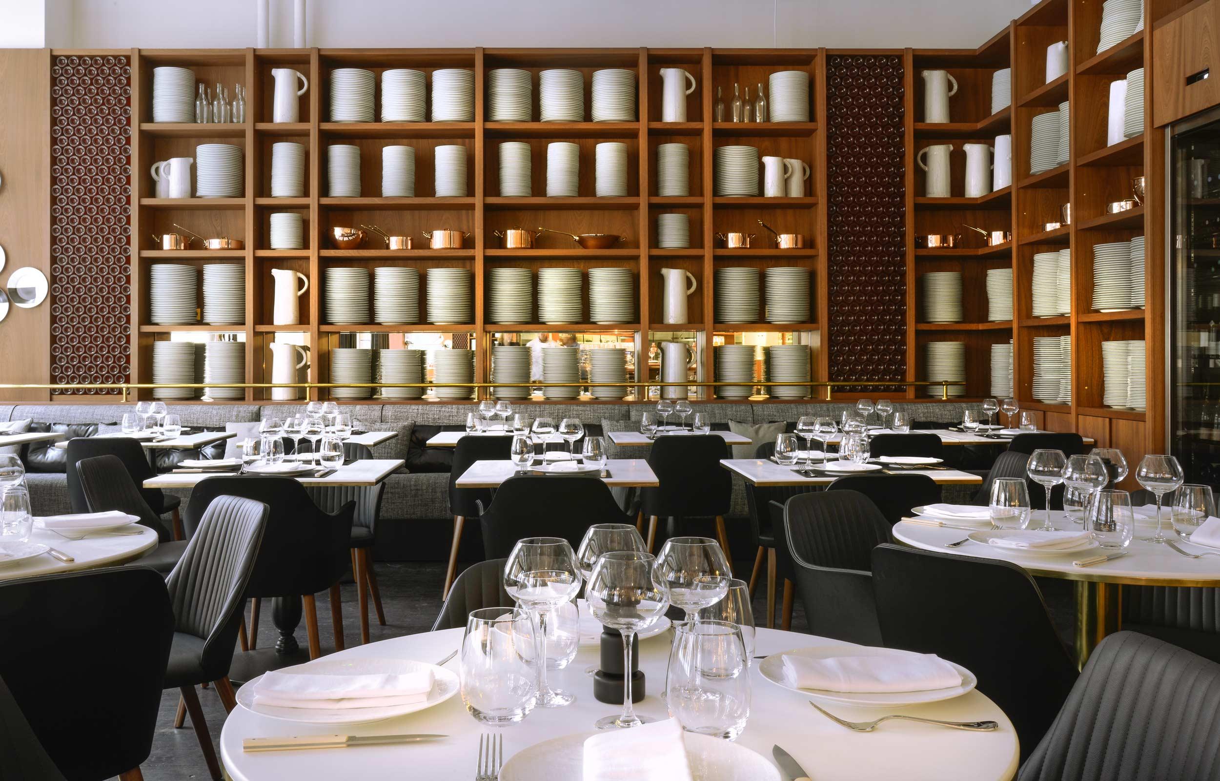 Saint Lazare Bon Restaurant