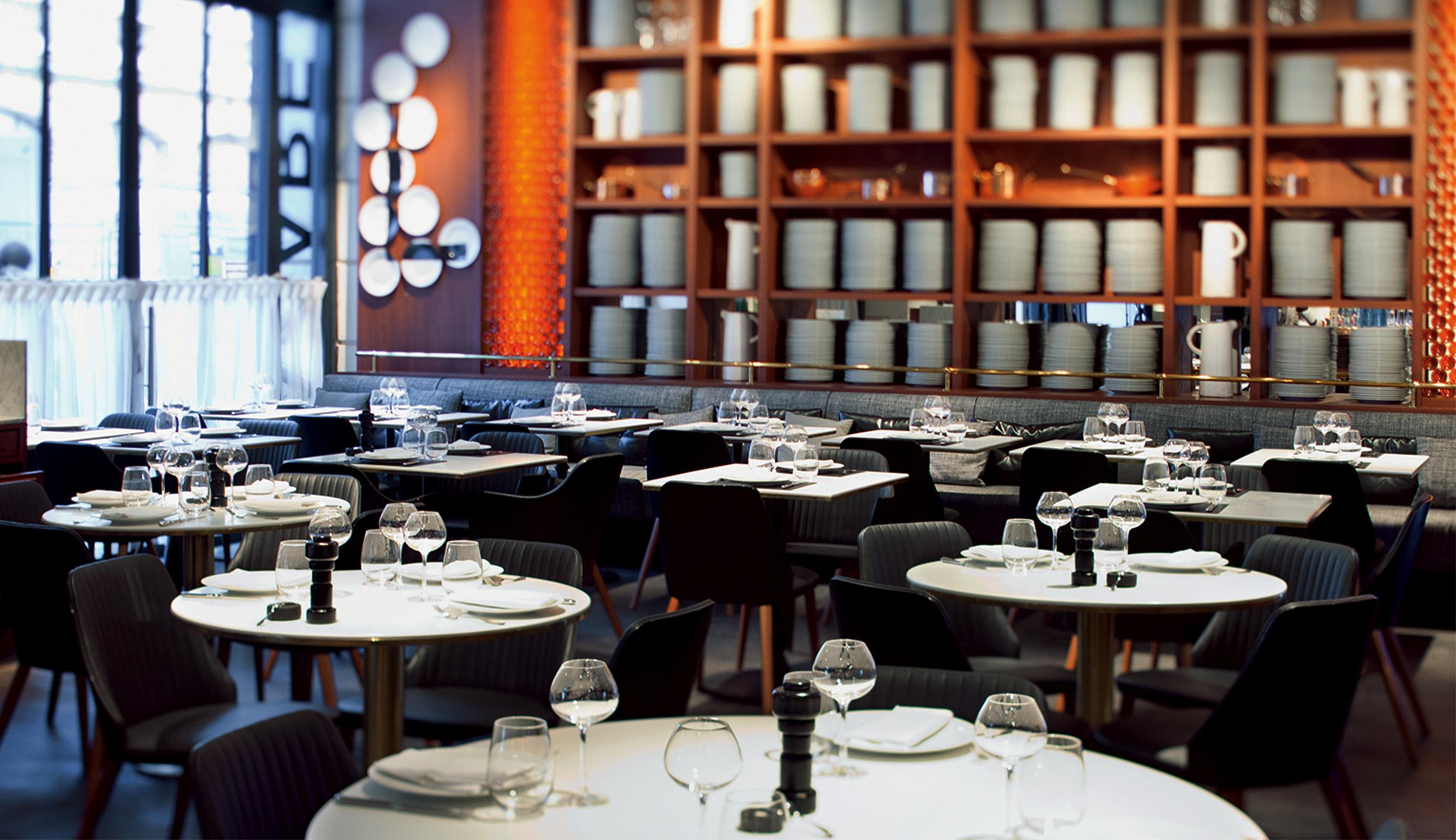 Exceptional Restaurant Gare St Lazare #5: Bienvenue à Lazare